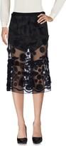 Sacai 3/4 length skirts - Item 35327950