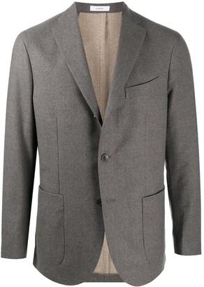 Boglioli Tailored Singe-Breasted Blazer