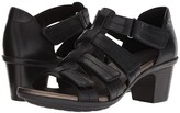 Aravon Medici II Gladiator (Black) Women's Shoes
