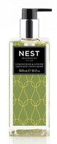 NEST Fragrances Lemongrass & Ginger Liquid Soap, 10 oz.