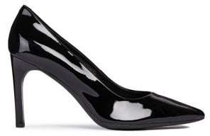 Geox Faviola Patent Leather Pumps