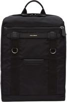 Dolce & Gabbana Black Newtech Backpack