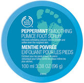 The Body Shop Peppermint Cooling Pumice Foot Scrub, Peppermint 3.38 fl oz (100 ml)