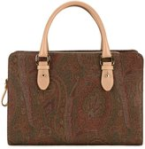 Etro medium double handles tote