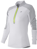 New Balance Women's Precision Run Half-Zip