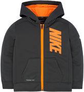 Nike Long-Sleeve Front-Zip Fleece Hoodie - Preschool Boys 4-7