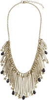 Superstar Fringe Necklace