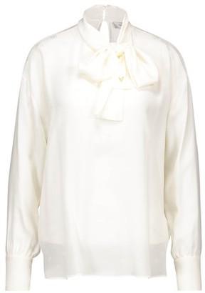 Valentino Shirt with tie collar