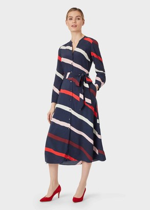 Hobbs Petite Ginnie Dress