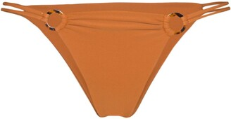 Juillet Emma triangle bikini bottoms