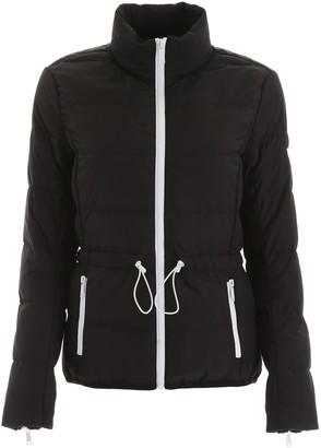 MICHAEL Michael Kors Foldable Puffer Jacket