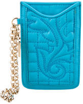 Versace Leather I-Phone 4 Case