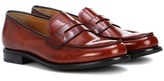 Church's Exclusive to mytheresa.com – Wesley patent leather loafers