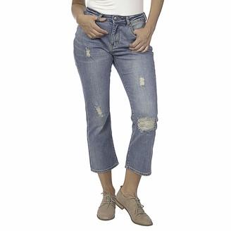 Lola Jeans Women's Gina Crop