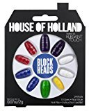 Elegant Touch House of Holland - Block Heads Press On Nails