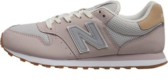 New Balance Womens 500 Trainers Lilac/Grey
