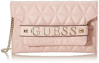GUESS Laiken Mini Crossbody Clutch Women's Cross-Body Bag,(W x H x L)