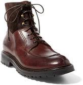 Ralph Lauren Levon Suede-Leather Boot