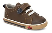 See Kai Run Boys' Stevie Ii Leather Sneakers - Baby, Walker, Toddler
