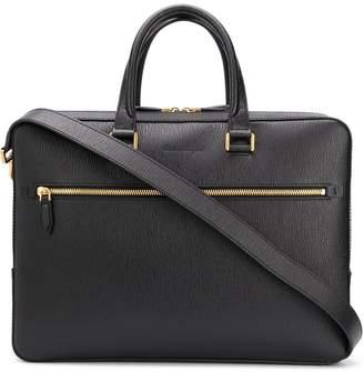 Salvatore Ferragamo 24A416002723727 NERO Leather/Fur/Exotic Skins->Leather