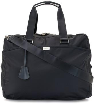 agnès b. Double-Pouch Weekend Bag