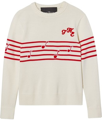Marc Jacobs The Band long sleeve jumper