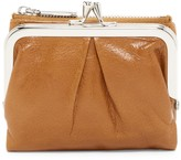 Hobo Peg Leather Wallet