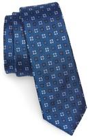 The Tie Bar Men's Steady Bloom Silk Tie