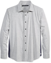 Sean John Men's Side Detail Shirt, Only at Macy's