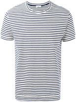 Closed Breton stripe T-shirt - men - Cotton - XL