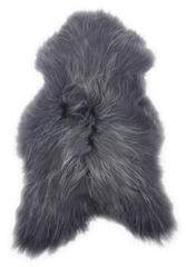 Pad Lifestyle - Large Dark Grey Icelandic Sheepskin - Grey - Grey