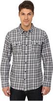 Hurley Dayton Long Sleeve Flannel