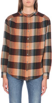 Closed Checked flannel shirt