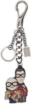 Dolce & Gabbana Black Knight Designers Keychain
