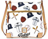 Dooney & Bourke MLB Padres Crossbody