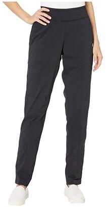 Mountain Hardwear Dynamatm Lined Pants (Black) Women's Casual Pants