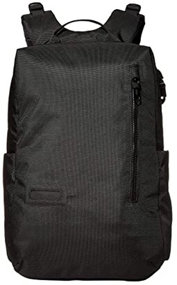 Pacsafe Intasafe Backpack Anti-Theft 20L Laptop Backpack (Black) Backpack Bags