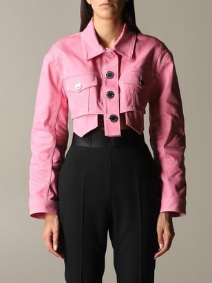 Balmain Jacket Cropped Jacket