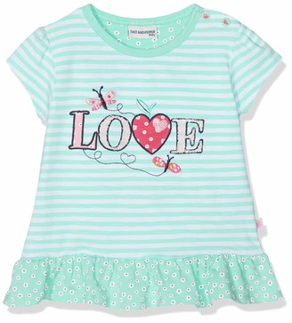 Salt&Pepper Salt and Pepper Baby Girls' B T-Shirt Wild Stripe Love