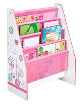 Fashion World Flowers and Birdies Sling Bookcase