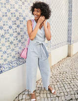 Boden Wrap Jumpsuit