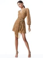 Thumbnail for your product : Alice + Olivia Kieran Sequin Mini Dress