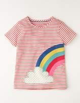 Boden Stripy Summer T-shirt