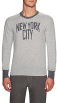 Michael Bastian New York City Crew Sweater