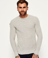 Superdry Premium City Crew Neck Jumper