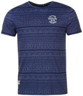Soul Cal SoulCal AOP T Shirt Mens