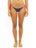 Frankie's Bikinis Frankies Bikinis Marley Bottom in Stars