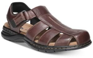 Dr. Scholl's Men's Gaston Leather Sandals Men's Shoes