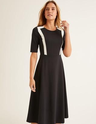Boden Emily Ponte Midi Dress