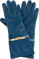 Henri Bendel Zipper Gloves
